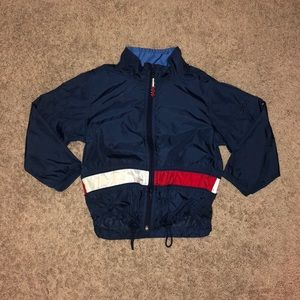 Toddler authentic tommy hilfigher windbreaker